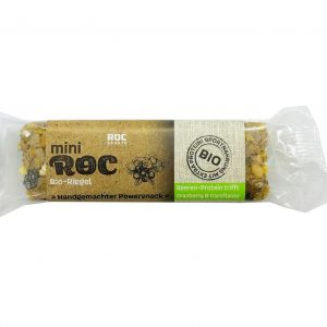 RoC-Sports | Shop | Bio Sportnahrung | MiniROC Cranberry & Cornflakes