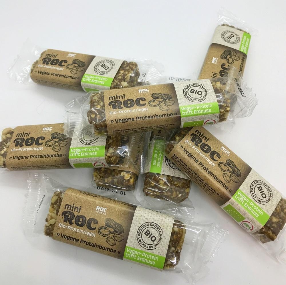 miniROC Bio-Proteinriegel vegan