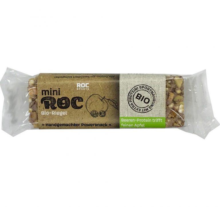 RoC-Sports | Shop | Bio Sportnahrung | MiniROC Beeren-Apfel