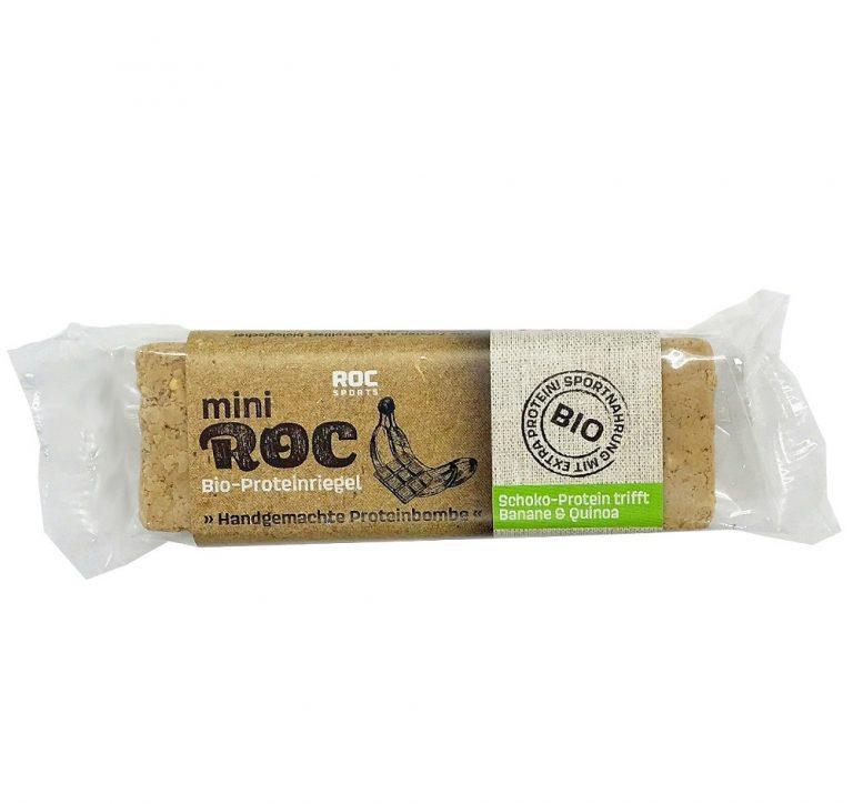 RoC-Sports   Shop   Bio Sportnahrung   MiniROC Proteinriegel