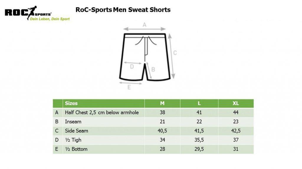 RoC-Sports   Shop   Bekleidung   Sweat Shorts - Eat Big Lift Big Get Big