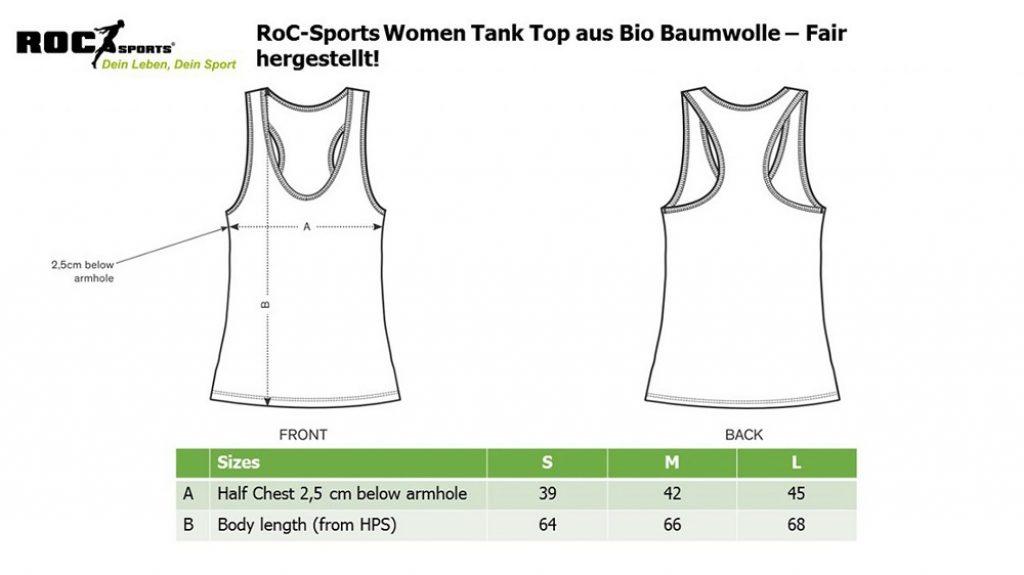RoC-Sports | Shop | Bekleidung | Tanktop - It's not a duty