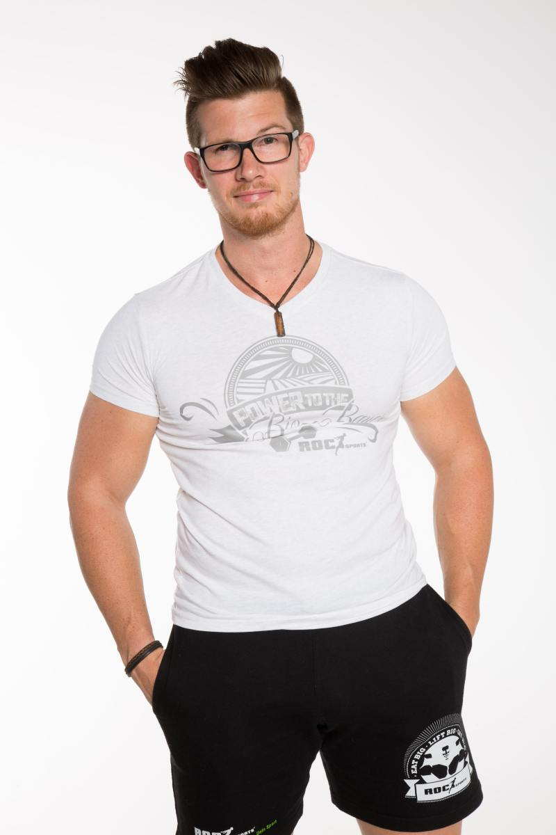 Bio Baumwoll Shirt – Power to the Bio Bauer