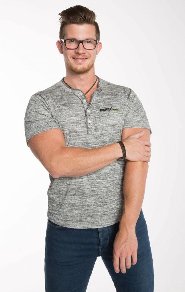 Bio Baumwoll Shirt Rippstrick