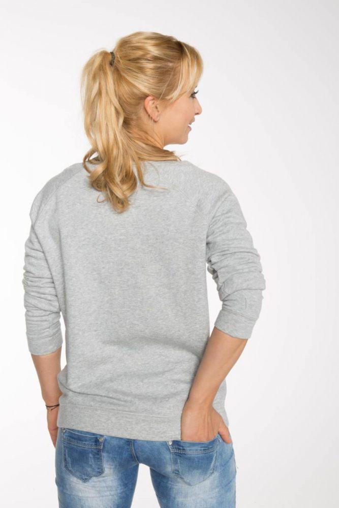 Bio Baumwoll Sweatshirt