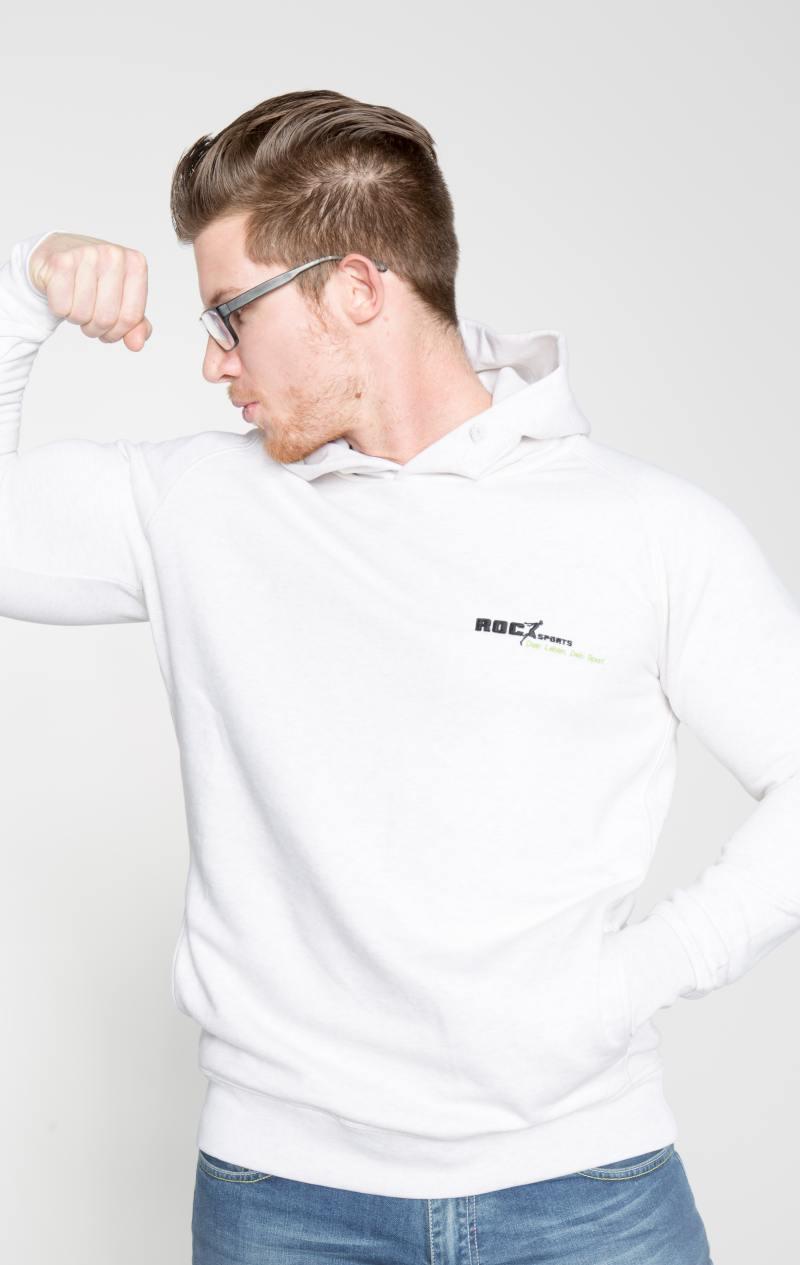 Bio Baumwoll Hoodie für Männer