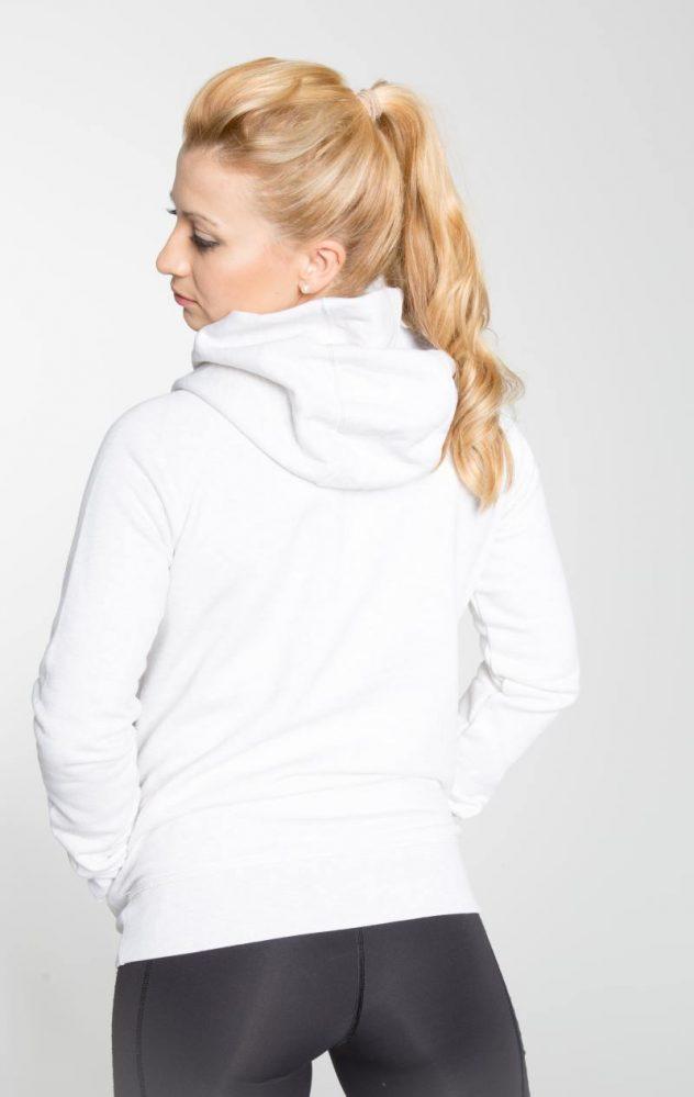 Bio Baumwoll Hoodie für Frauen