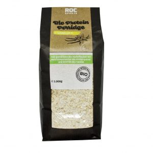 ROC-Sports | Shop | Bio Sportnahrung | Bio Protein Porridge | eiweissreiches Frühstück
