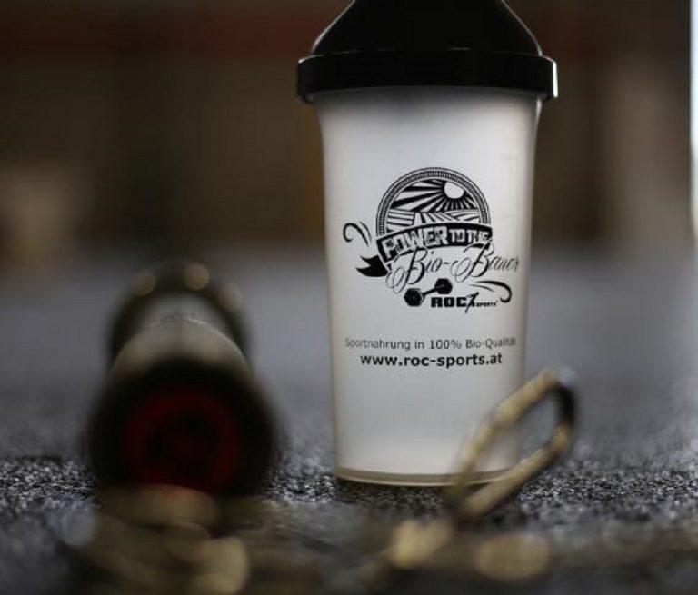 RoC-Sports | Shop | Feines Zubehör | Recyclebarer Shaker