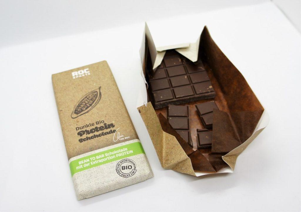 RoC-Sports | Webshop | NEU: Bio Protein Schokolade