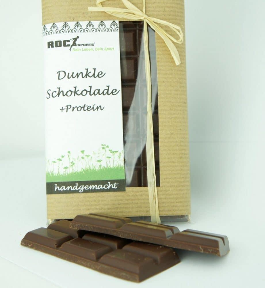 NEU: Bio Protein Schokolade