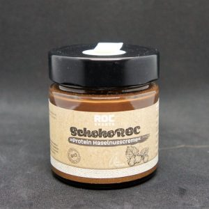 RoC-Sports | Shop | Bio Sportnahrung | Bio Protein Schokoroc Haselnusscreme