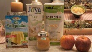 RoC-Sports Bio Proteinpulver Vanillepudding