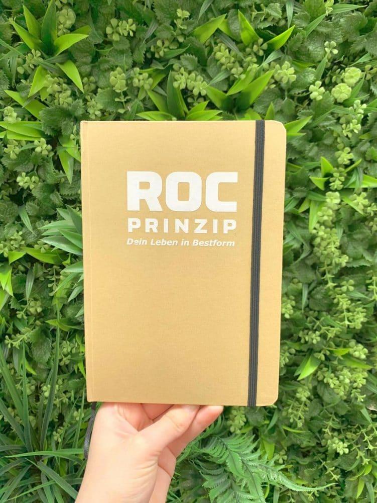ROC-Journal Notizbuch