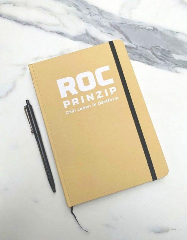 RoC-Sports | Shop | Feines Zubehör | RoC-Journal Notizbuch