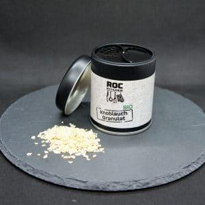 RoC-Sports | Shop | Bio Gewürze | ROC-Kitchen Bio Knoblauch Granulat