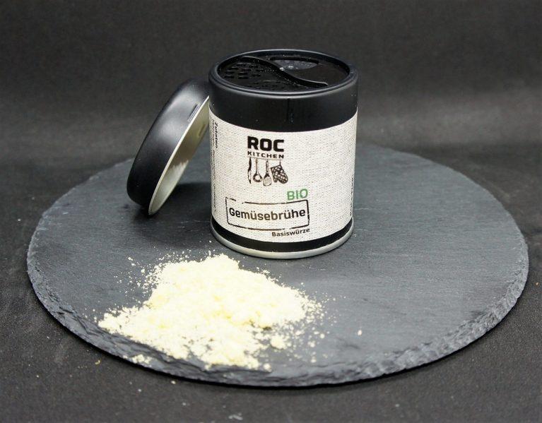 RoC-Sports | Shop | Bio Gewürze | ROC-Kitchen Gemüsebrühe