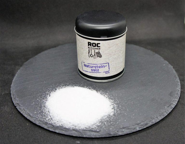 RoC-Sports | Shop | Bio Gewürze | ROC-Kitchen Gewürz Natursteinsalz