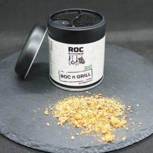RoC-Sports | Shop | Bio Gewürze | ROC-Kitchen Bio ROCnGrill