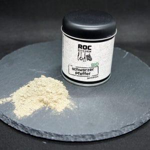 RoC-Sports   Shop   Bio Gewürze   ROC-Kitchen Bio Schwarzer Pfeffer