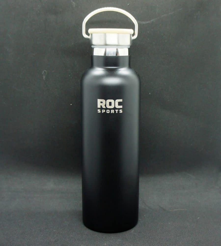 ROC-Bottle: Edelstahl Thermos Trinkflasche