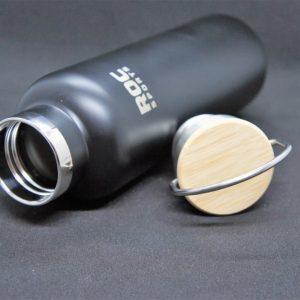 RoC-Sports | Shop | Feines Zubehör | ROC-Bottle: Edelstahl Thermos Trinkflasche