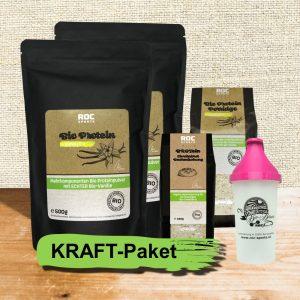 ROC-Sports | Shop | Bio Sportnahrung | Kraft-Paket