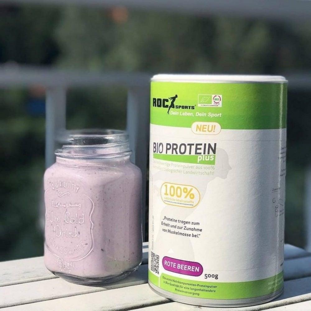 RoC-Sports | Blog | RoC-Sports Bio Protein Früchte Smoothie