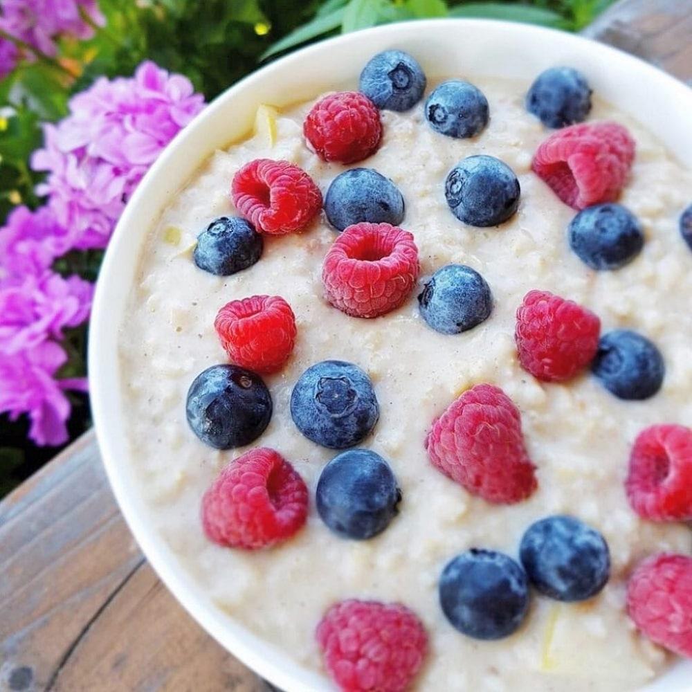 RoC-Sports | Blog | Rezepte | Bio Protein Vanille Porridge