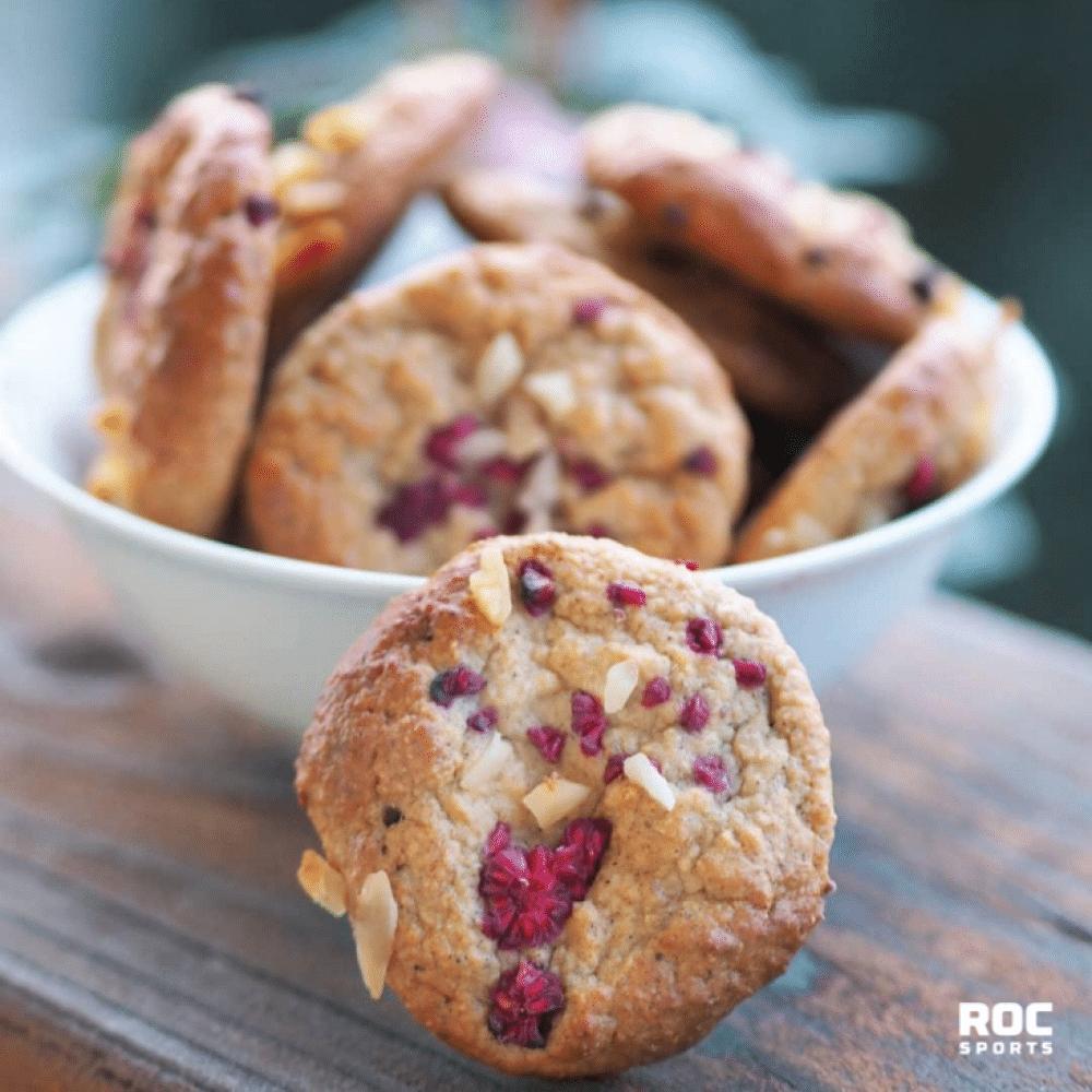 RoC-Sports | Blog | Rezepte | RoC-Sports Bio Protein Haferflocken Kekse