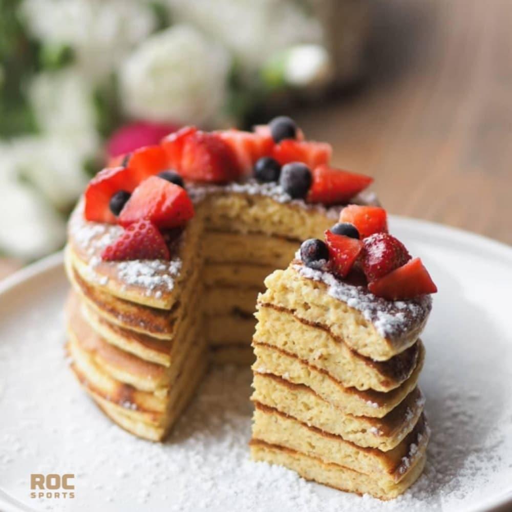 RoC-Sports | Blog | Rezepte | ROCs Proteinreiche Pancakes