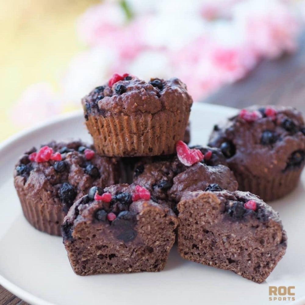 RoC-Sports | Blog | Rezepte | Koestliche Schoko Protein Muffins