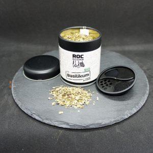 RoC-Sports | Shop | Bio Gewürze | ROC-Kitchen Bio Basilikum