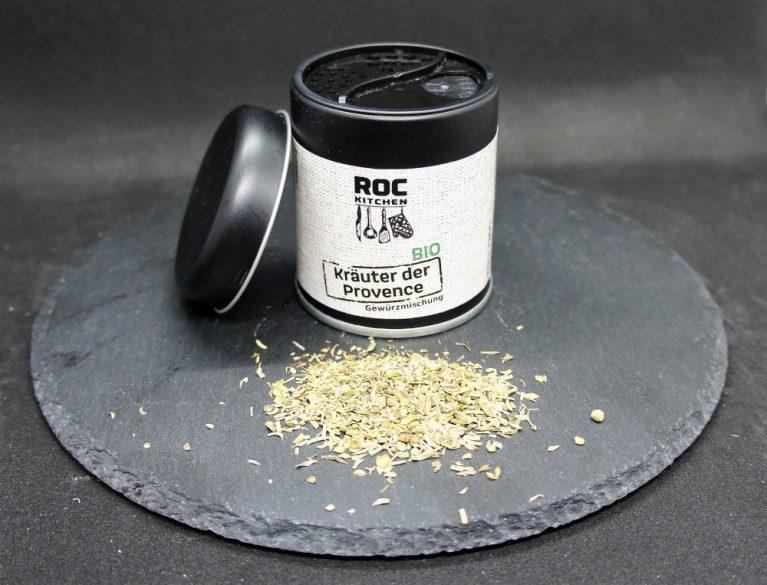 RoC-Sports | Shop | Bio Gewürze | ROC-Kitchen Gewürz Kräuter der Provence