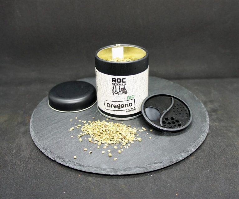 RoC-Sports | Shop | Bio Gewürze | ROC-Kitchen Bio Oregano