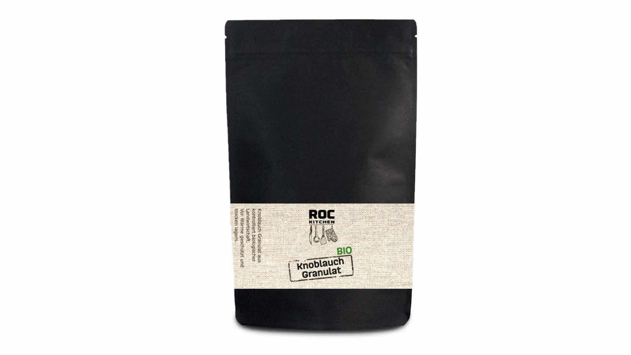 ROC-Kitchen Bio Knoblauch-Granulat