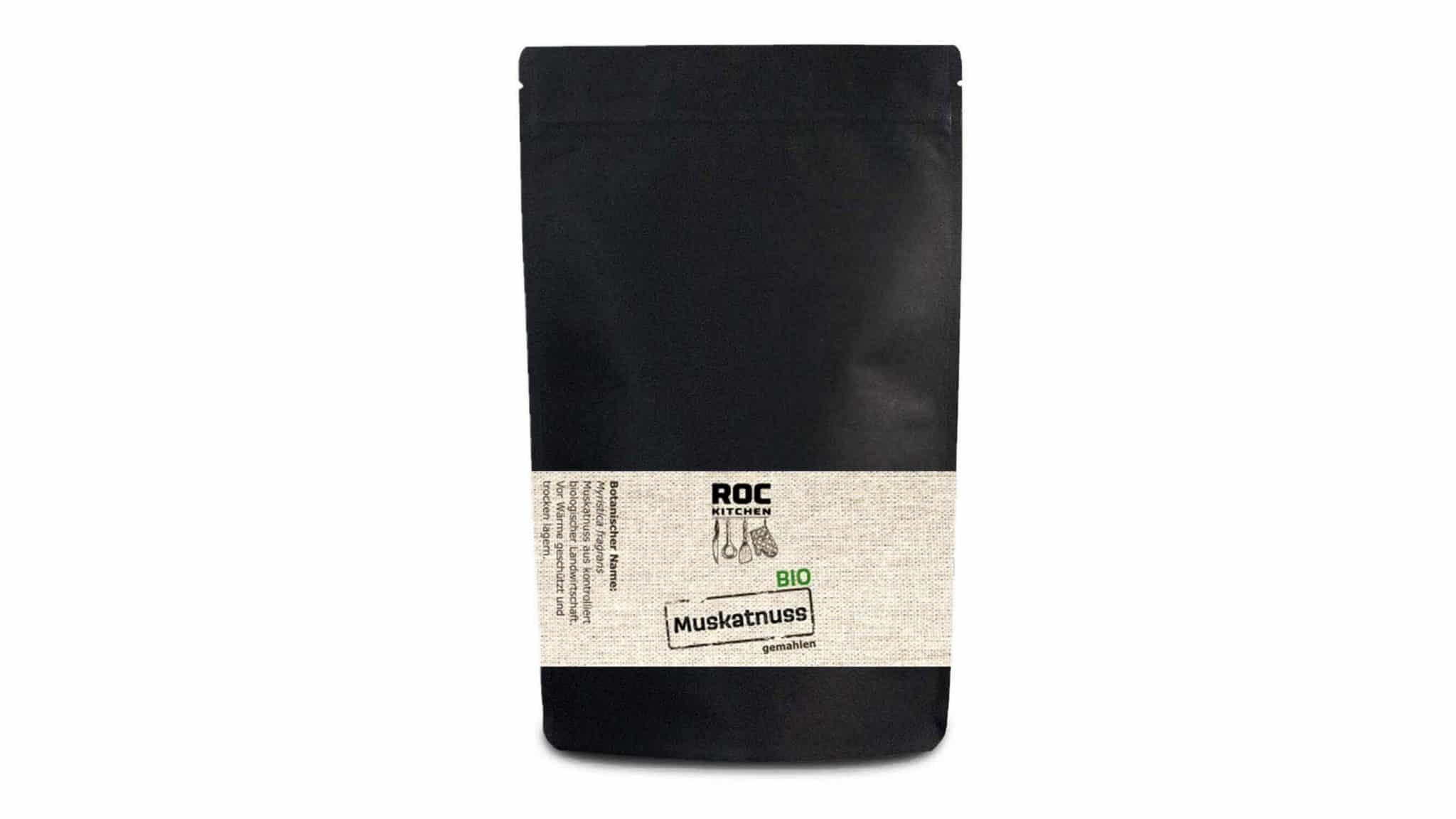 ROC-Kitchen Bio Muskatnuss