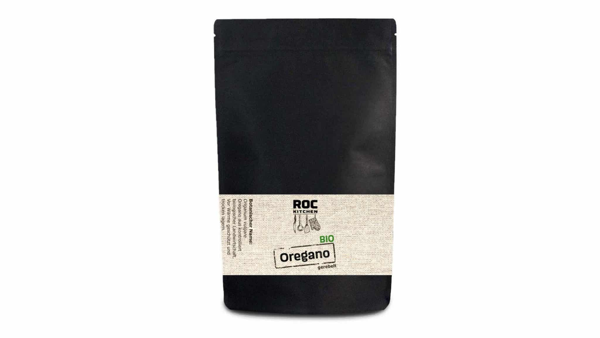 ROC-Kitchen Bio Oregano