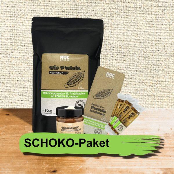 ROC-Sports | Shop | Bio Sportnahrung | Schoko-Paket