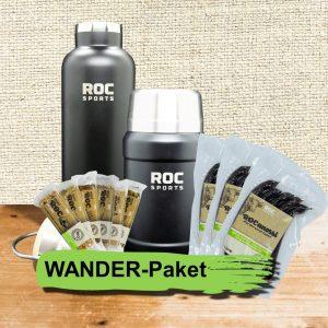 ROC-Sports | Shop | Bio Sportnahrung | Wander-Paket