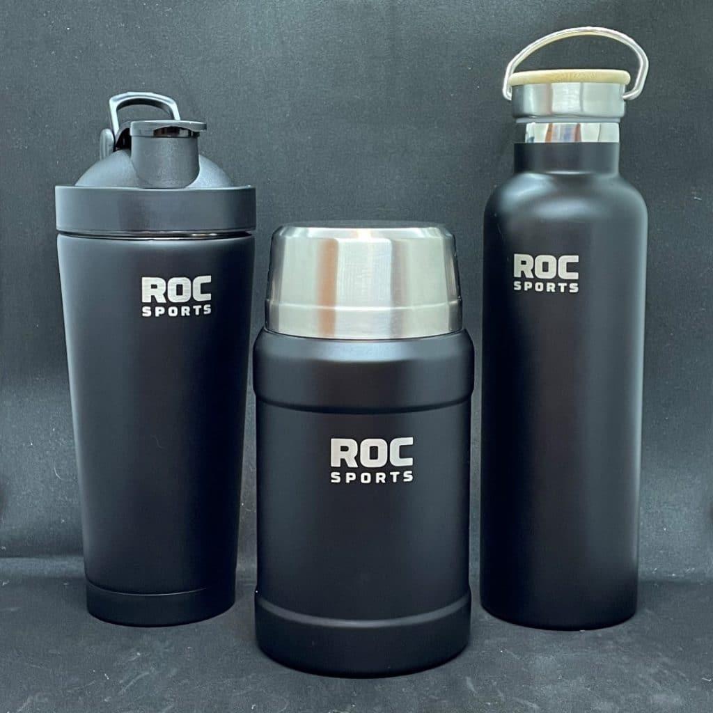 ROC-Sports | Shop | Feines Zubehör | Edelstahl Thermos Shaker