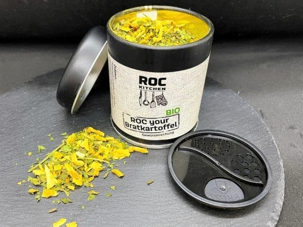 ROC-Sports | Shop | Bio Gewürze | ROC-Kitchen Bio ROC your Bratkartoffel