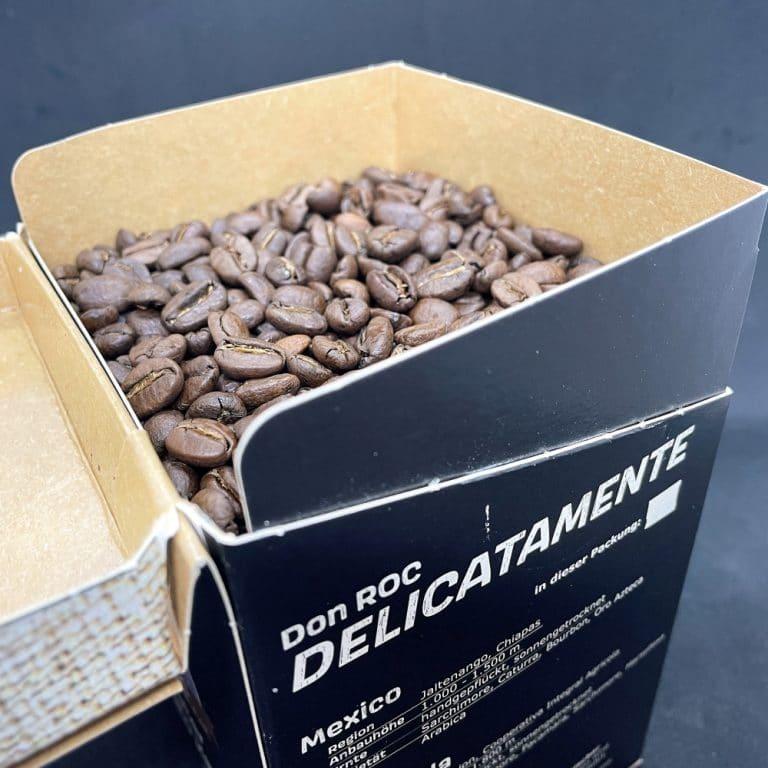 Don ROC Bio Kaffee | Handgeröstet aus Österreich | Espresso und mehr